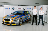 BTCC Photos - Rob Collard and Sam Tordoff, West Surrey Racing BMW 125i Msport