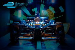 Formula E - Motorsport Network announcement