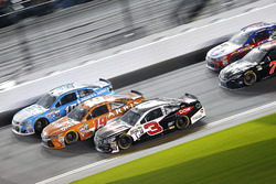 Austin Dillon, Richard Childress Racing Chevrolet, Carl Edwards, Joe Gibbs Racing Toyota; Danica Patrick, Stewart-Haas Racing Chevrolet