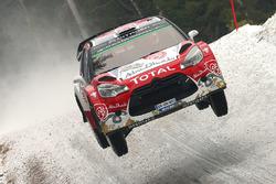 Kris Meeke, Paul Nagle, Citroën DS3 WRC, Citroën World Rally Team