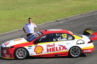 V8 Supercars Photos - Fabian Coulthard, DJR Team Penske