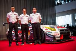 Jann Mardenborough, Nddp Racing, GT300 and Kazuki Hoshino, Nddp Racing, GT300