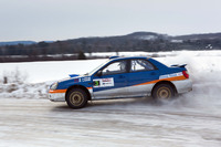 Canadian rally Photos - Maxime Labrie, Subaru Impreza
