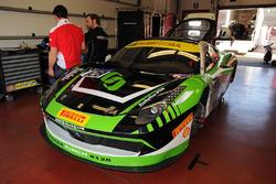 #128 Gohm Motorsport Ferrari 458: Christian Kinch