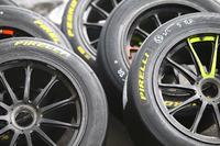 Blancpain Sprint Photos - Pirelli tyres