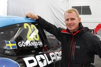 World Rallycross Photos - Richard Göransson, Olsbergs MSE