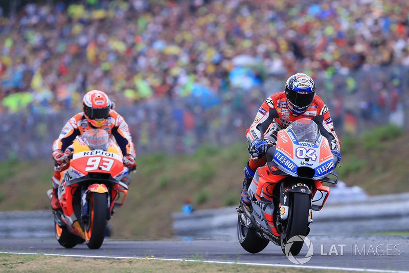 Marquez en pole pour 2/1000e de seconde au GP d'Autriche — Moto