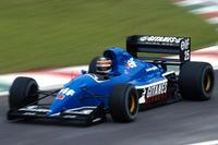 Formula 1 Photos - Thierry Boutsen, Ligier Lamborghini JS37