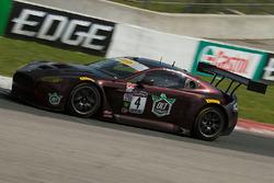 #4 Aston Martin Vantage V6 GT3: Jorge De La Torre