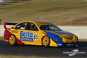V8 Supercars CHAMPCAR/CART: Max Wilson interview transcript, Part I