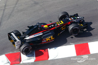 Webber satisfied with Minardi