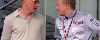 Newey compares Raikkonen and Hakkinen