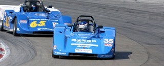 SCCA RACE: Valvoline Runoffs: Spicer repeats as SRF champion