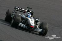 Raikkonen pressuring Coulthard says Lauda