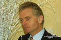 Jonathan Palmer, Wilson's manager, interview