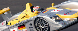 ALMS More honors for 2002 Champion Kristensen