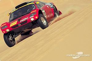 Dakar: Volkswagen stage 12 report