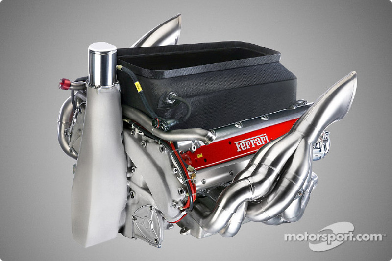 Martinelli - the Ferrari 052 engine