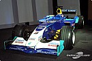 Sauber launch press release