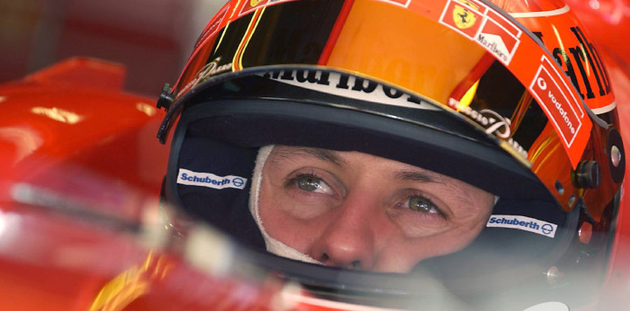 Schumacher motivated by competition