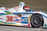 Champion Audi leads after six hours at Sebring