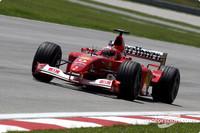 Ferrari working on HANS problem
