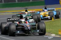 Mixed reactions from Verstappen