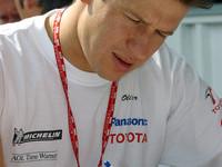 Panis fastest Brazilian GP final practice