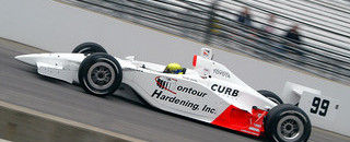 IndyCar IRL: Brack tunes up on Carb Day at Indy