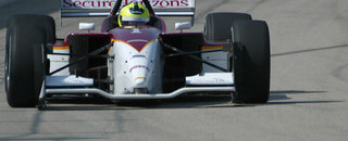 CHAMPCAR/CART: Junqueira on Laguna Seca provisional pole