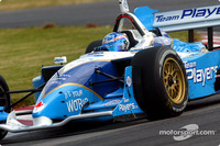 CHAMPCAR/CART: Tracy takes pole from Jourdain in Portland