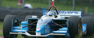 IndyCar CHAMPCAR/CART: Tracy takes pole but Hunter-Reay steals show