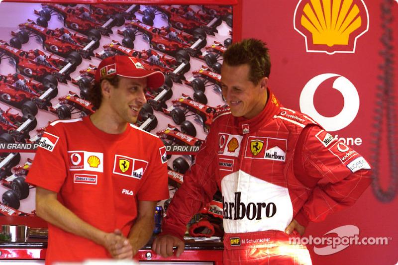 Ferrari finishes test week