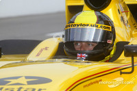 IPS: Taylor earns fourth career pole