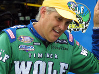 BUSCH: Green wins thriller at Kansas