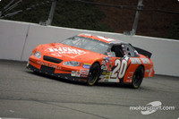 Stewart charges past Newman for Charlotte win