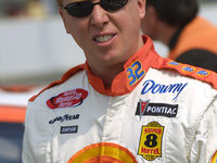 Ricky Craven: off track