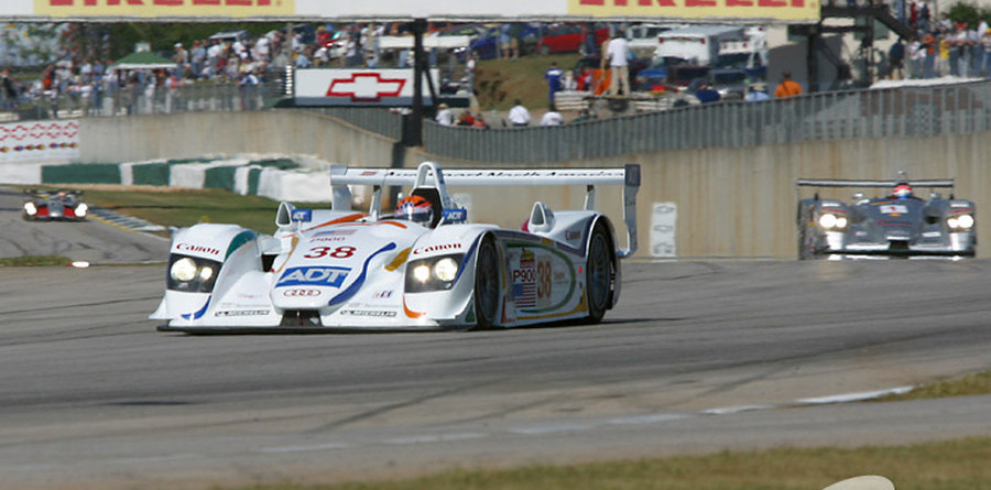 Lehto leads early at Road Atlanta