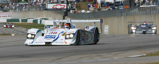 ALMS Lehto leads early at Road Atlanta