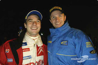 Who will take the 2004 WRC title?