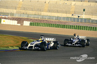 Williams on the right track