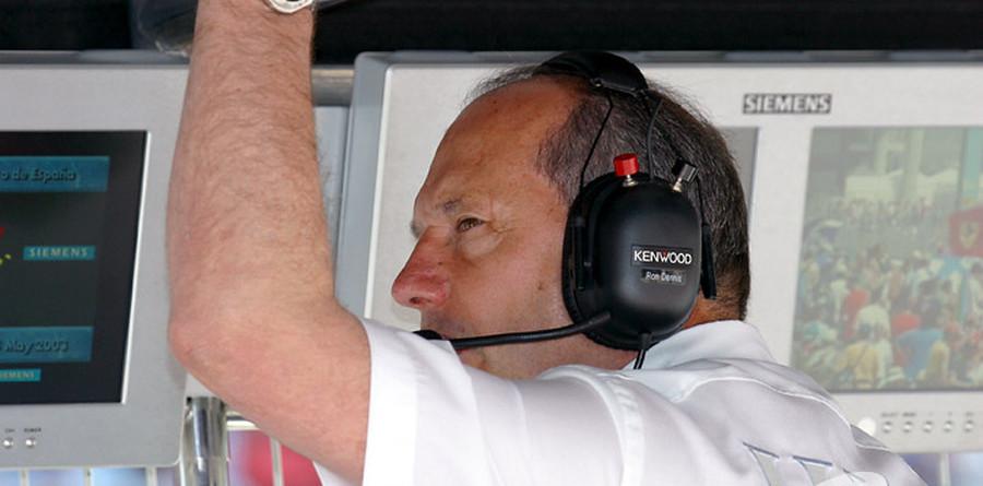 McLaren heading in right direction
