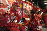 Ferrari confident but cautious