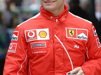 Barrichello expecting tougher weekend