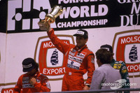 Senna anniversary evokes memories