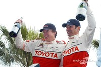 McDonald and Papis on center stage at Long Beach