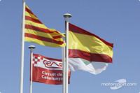 Spain secures race until 2011