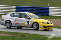 BTCC: Plato takes Silverstone pole for SEAT