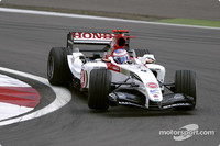 Button leads European GP Saturday practices