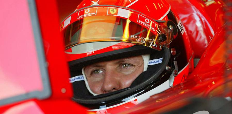 Schumacher heeds warning sign